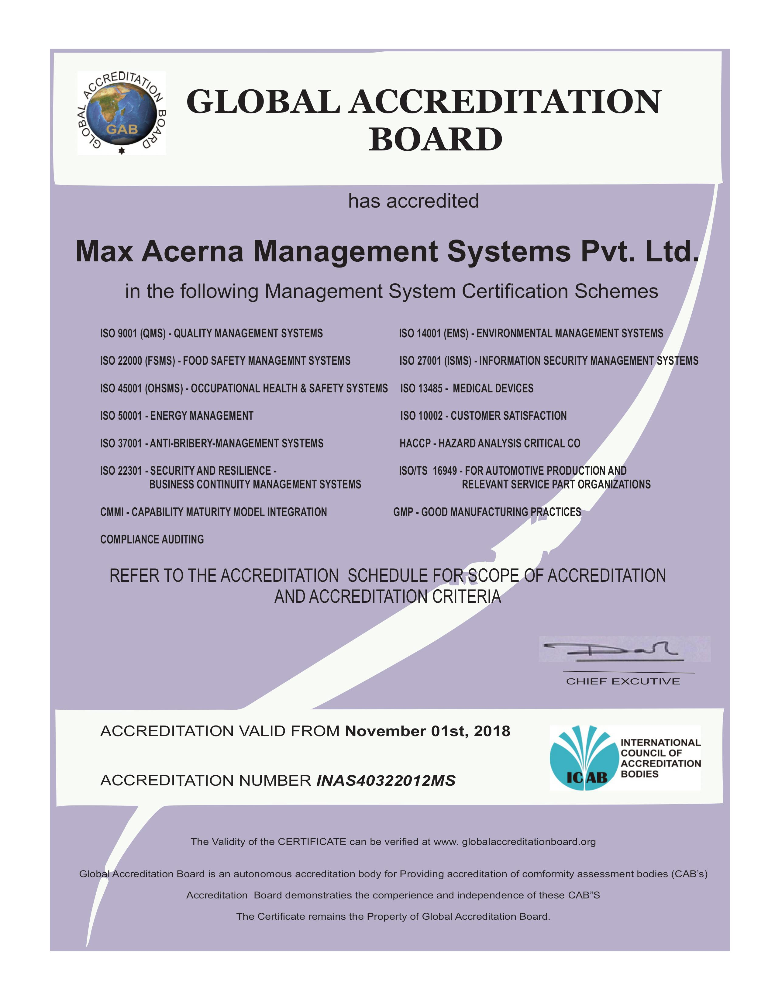 Personnel certification: a systematic and consistent approach - the key to success 80